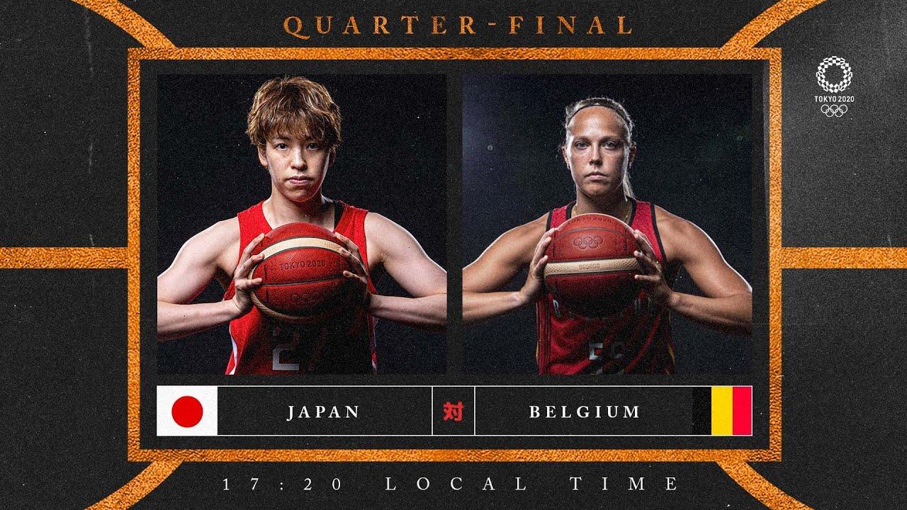 Japan v Belgium - Watch along party