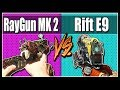 RAYGUN MK 2 v.s RIFT E9 - Call Of Duty BO2, BO3 ZOMBIES