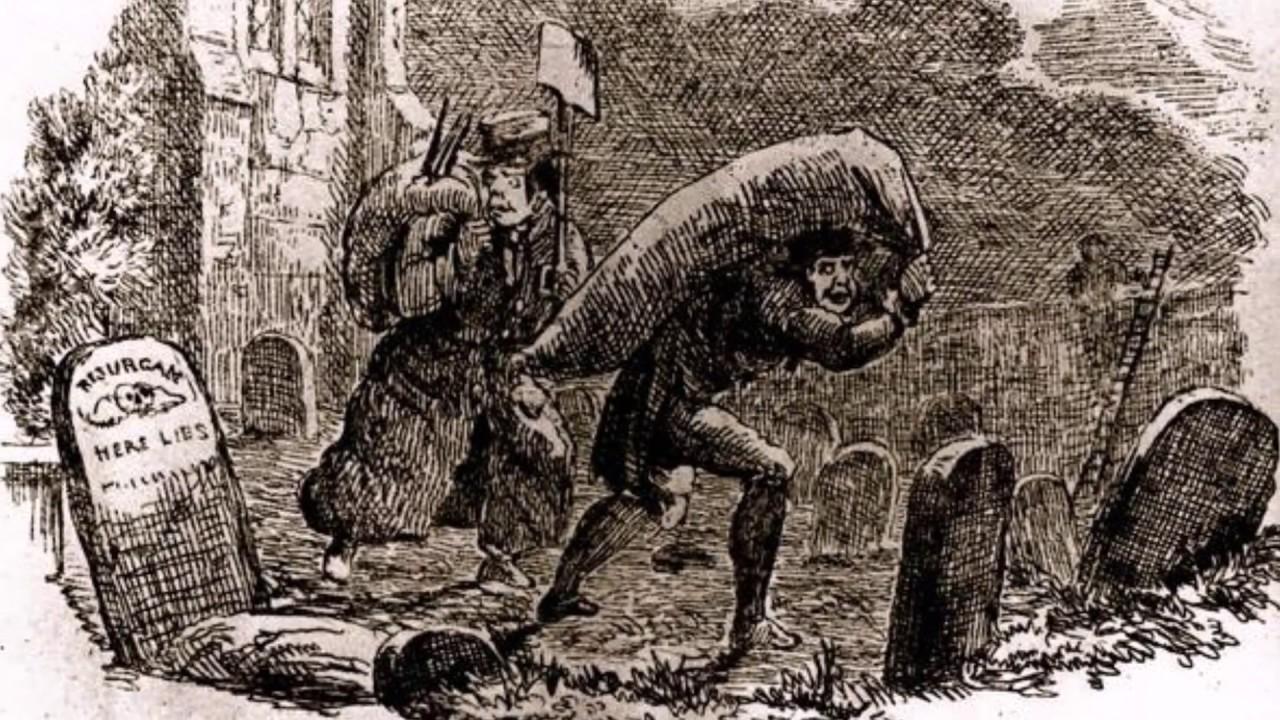 Horrific History of Dublin Walking Tour