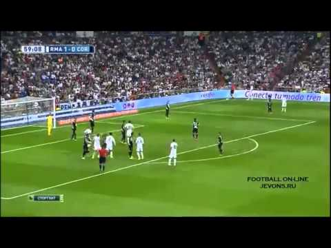 Real Madrid vs Cordoba 2014 2-0 All Goals and Highlights La Liga 2014