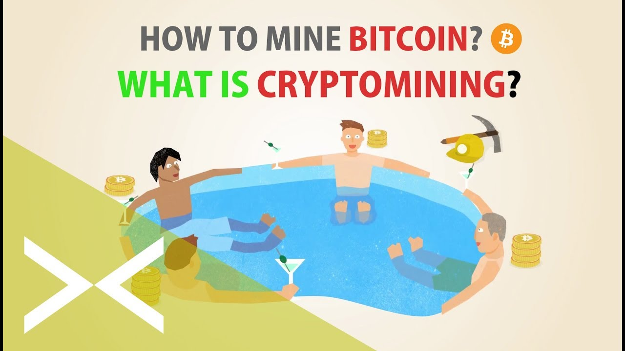 How to mine bitcoins? What is Cryptomining? solo mining -pool Mining  EXPLAINED! #AXT