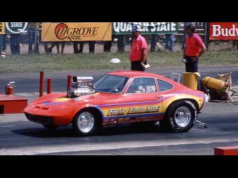 Sportsman Drag Racing in the '70s and '80s