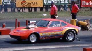 Sportsman Drag Racing in the