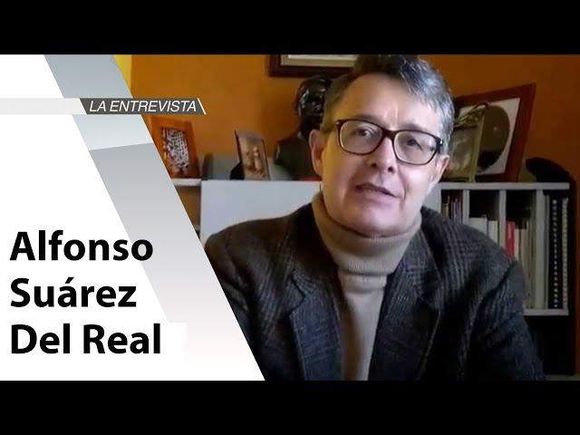 La Entrevista: Alfonso Suárez Del Real, Secretario de Cultura de la CDMX