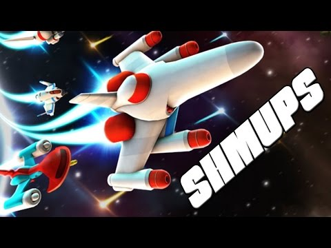 Top 10 Shoot Em Up - Bullet Hell Games On Android & IOS