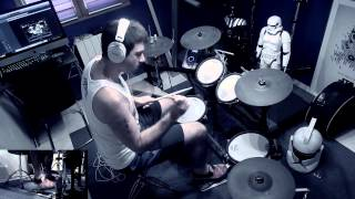 Killswitch Engage - My Curse drum cover by Stormy