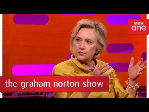 Download Youtube: Hillary Clinton talks about Trump's use of Twitter - The Graham Norton Show: 2017 - BBC One