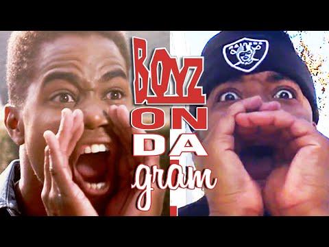 Boyz On Da Gram (Boyz N The Hood PARODY) #ADDMovies