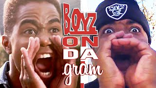 Boyz On Da Gram (Boyz N The Hood PARODY)