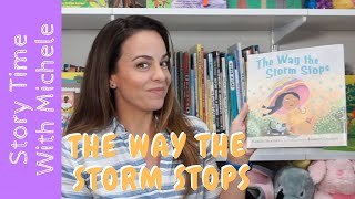 Story Time With Michele!☔️\