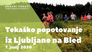 Ljubljana Bled 2020