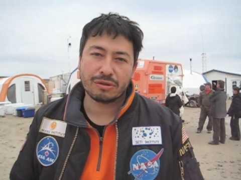 HMP-2009:  Dr Pascal Lee (Director, HMP / NASA Ames, Mars Institute, SETI Institute)