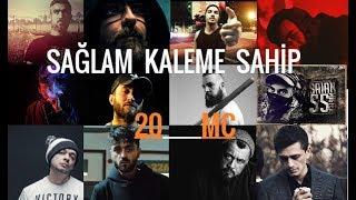 Sağlam Kaleme Sahip 20 Mc (liste) - Türkçe Rap
