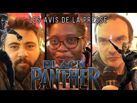 BLACK PANTHER : Les avis & réactions de la presse ! (review)