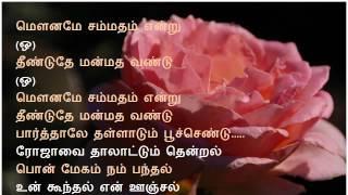 Rojaavai Thaalaattum - Ninaivellaam Nithya (Karaoke)