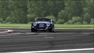 Morgan Aero SuperSports Top Gear Track
