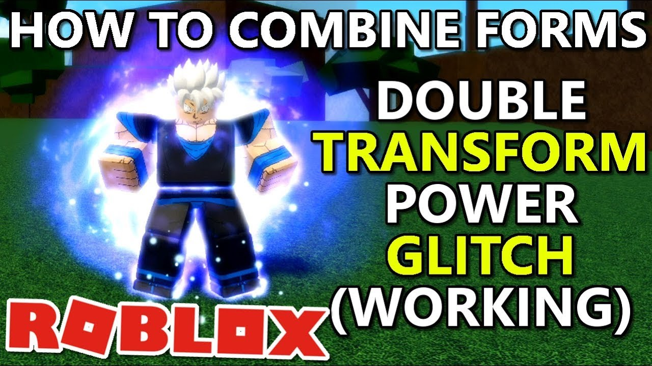 Dragon Ball Ultimate How To Combine Forms And Double