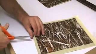 Аква иммерсионная печать своими руками(Процесс аква иммерсионной печати своими руками. Вы часто спрашивали нас, как сделать аква иммерсионную..., 2014-06-01T15:55:56.000Z)