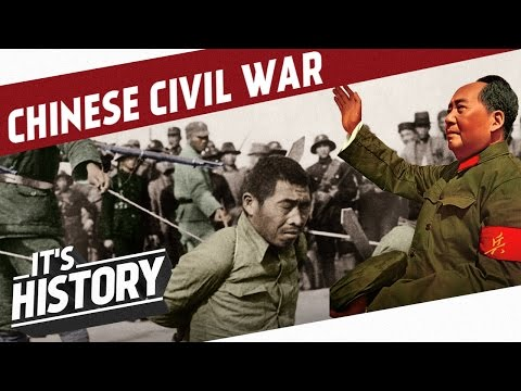 The Chinese Civil War - Blood for Unity l HISTORY OF CHINA