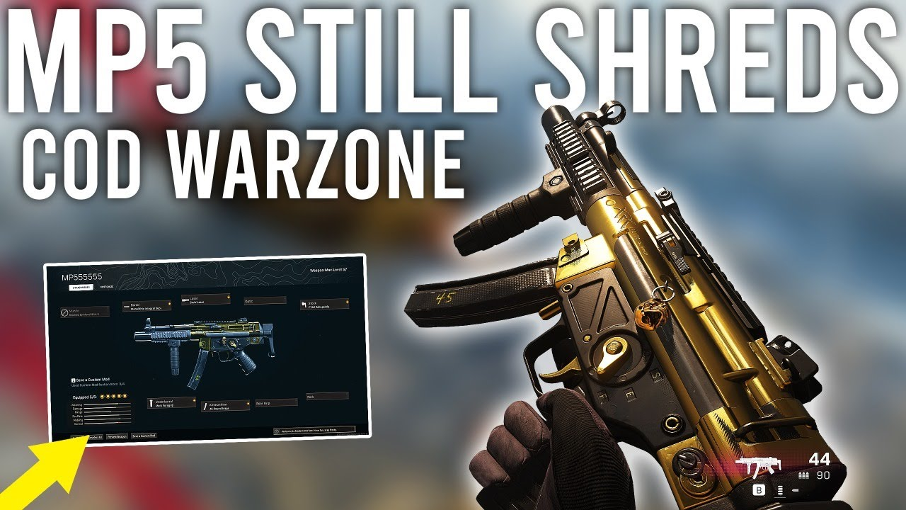 Download This MP5 in Warzone STILL dominates!