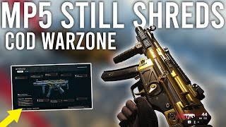 This MP5 in Warzone STILL dominates!