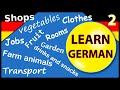 Learn German for beginners:  Lesson 2