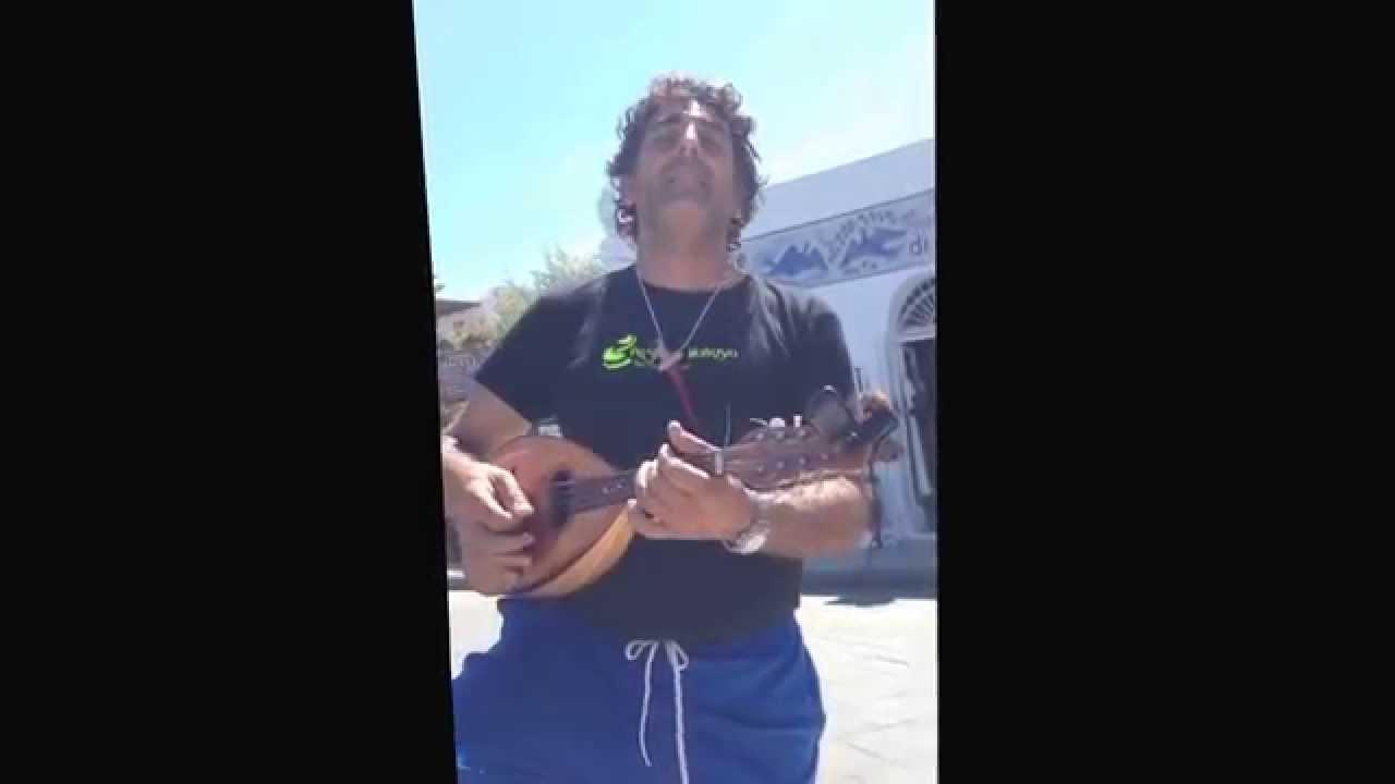 Io mandolino di maurizio panarea