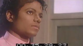 Michael Jackson - Billie Jean - Behind The Scene