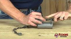 Duke Dog Proof Raccoon Trap With Set Tool