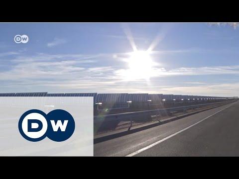 Dünyanın en büyük güneş enerjisi santrali Fas'ta inşa ediliyor - DW Türkçe