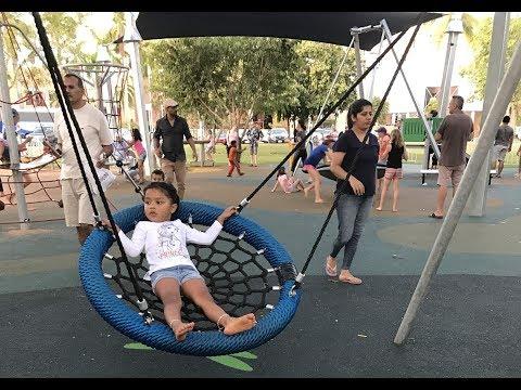 Darwin City Kids Playground, Australia