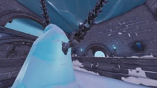The Fortnite Snow is Melting!