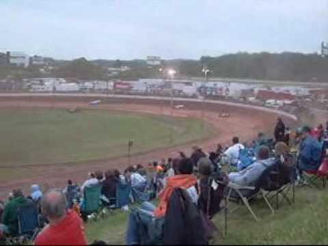 West Virginia Motor Speedway Heat #3