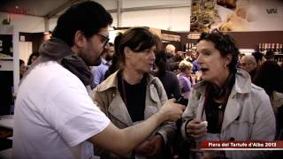 Alba Truffle Fair 2013 - Flash Interview - Dutch in Alta Langa