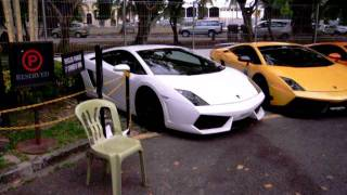 Supercars Club at Heritage Club, Penang
