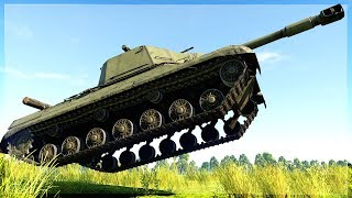 MASSIVE Communist Potato Launcher | OBJECT 268 (Red Thunder)