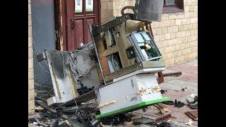 Под Харьковом двое неизвестных устроили взрыв на территории дома культуры