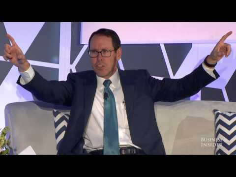 Full interview with the CEO of AT&T Randall L. Stephenson