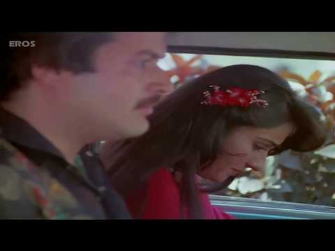 Raj Kiran giving marriage promise to Reena Roy - Bezubaan