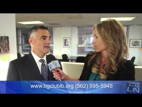Melissa McGinnis speaks with Don Rodrigeuz Executive Director, Boys & Girls Club of Long Beach