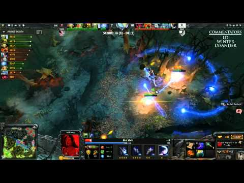 DK vs iG - Game 7 (WPC-ACE - Grand Finals)
