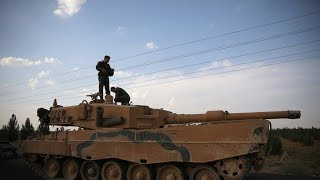 Turkey-Syria border as Russian-Turkish patrols to be deployed