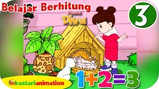 Video Belajar Berhitung bersama Diva HD - Part 3 | Kastari Animation Official download MP3, 3GP, MP4, WEBM, AVI, FLV September 2018