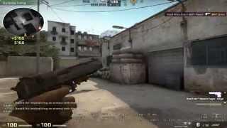 i5 4690k + gtx 970 fps test - Counter Strike : Global Offensive 4:3 | shadowplay (1080p60)