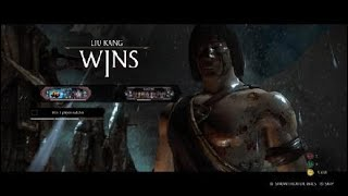 Mortal Kombat XLcripteria94vs marsli3440 part 2