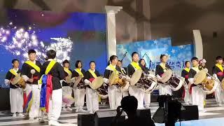 2019세종학생축제 수왕초 풍물공연