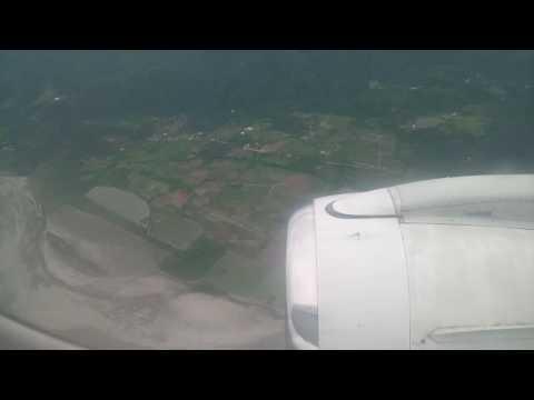 AE7931 KHH-HUN Landing @ HUN by the RWY 03