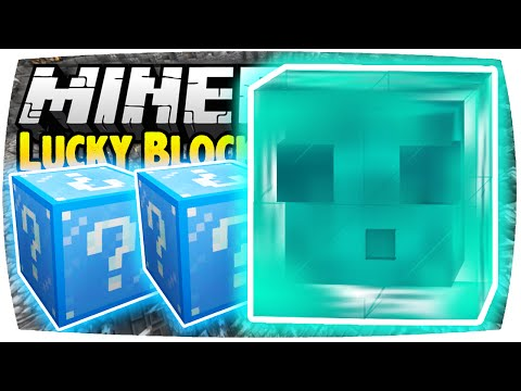 minecraft lucky blocks village map mod pvp battle chal. Black Bedroom Furniture Sets. Home Design Ideas