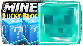 minecraft lucky blocks challenge king ice cube   nunan lucky block mod pvp battle deutsch hd