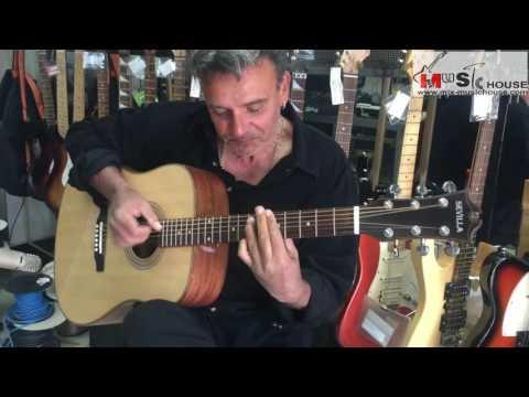 Sevilja RC 100 Profesional Akusticna gitara